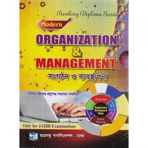 Organization & Management(সংগঠন ও ব্যবস্থাপনা)