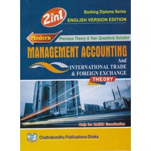 Management Accounting and International Trade & Foreign Exchange