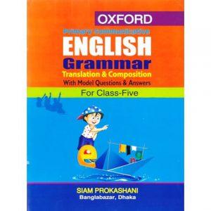 Oxford Primary Communicative English Grammar Translation & Composition